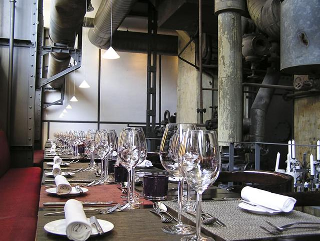 restaurant casino zollverein essen